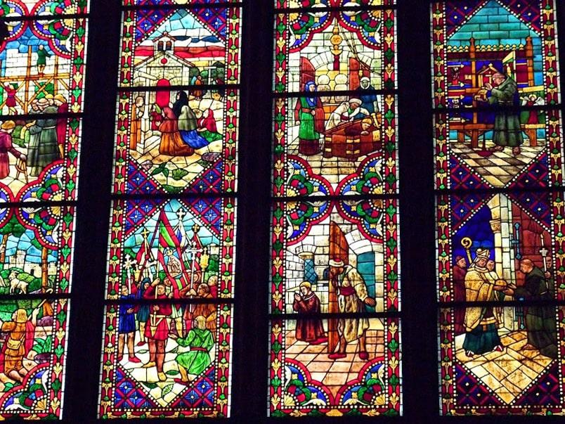Catedral de León - Orígenes de Europa