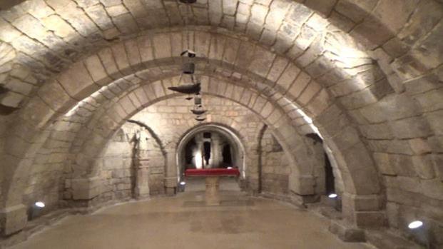 Catedral de Palencia - Orígenes de Europa
