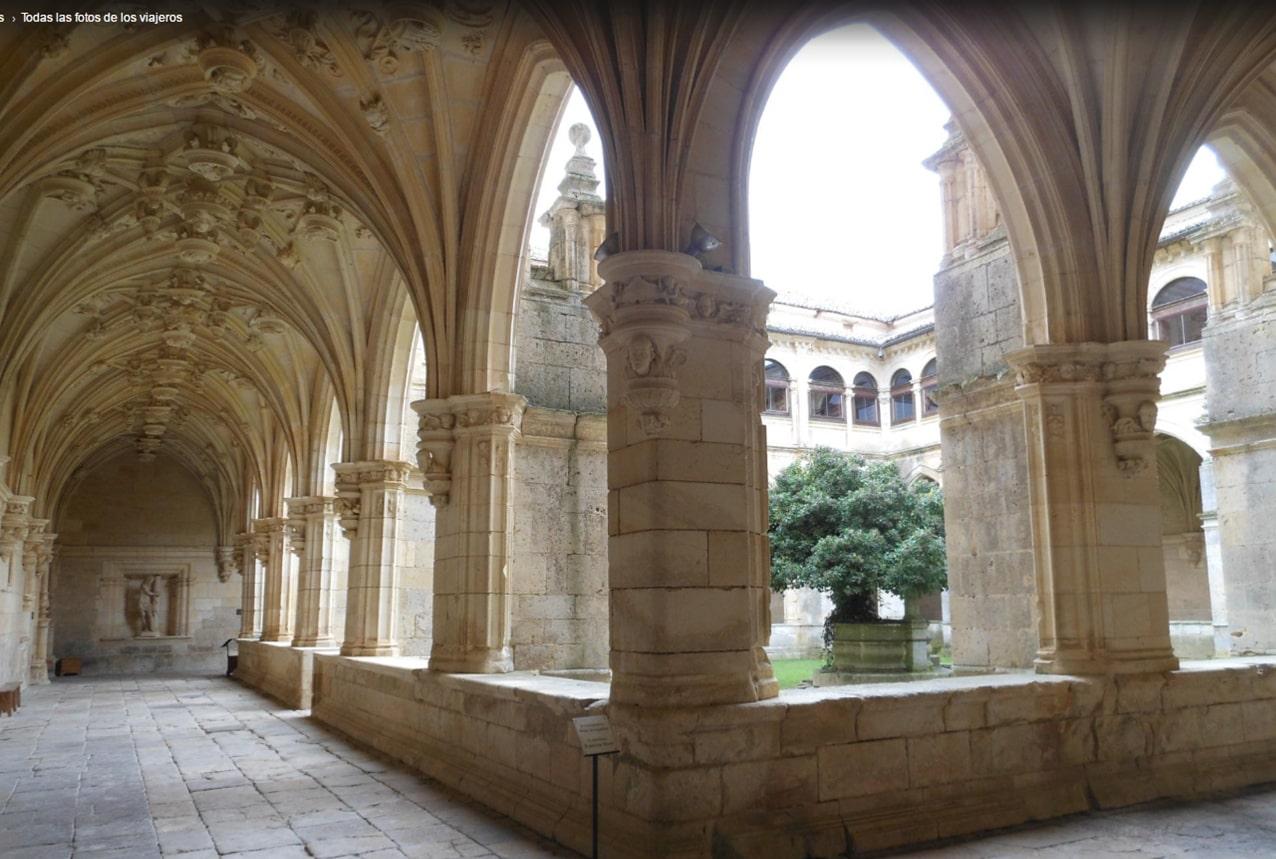 Hotel Real Monasterio San Zoilo, Carrión Condes, Palencia - Orígenes de Europa