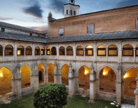Hotel Real Monasterio San Zoilo, Palencia - Orígenes de Europa