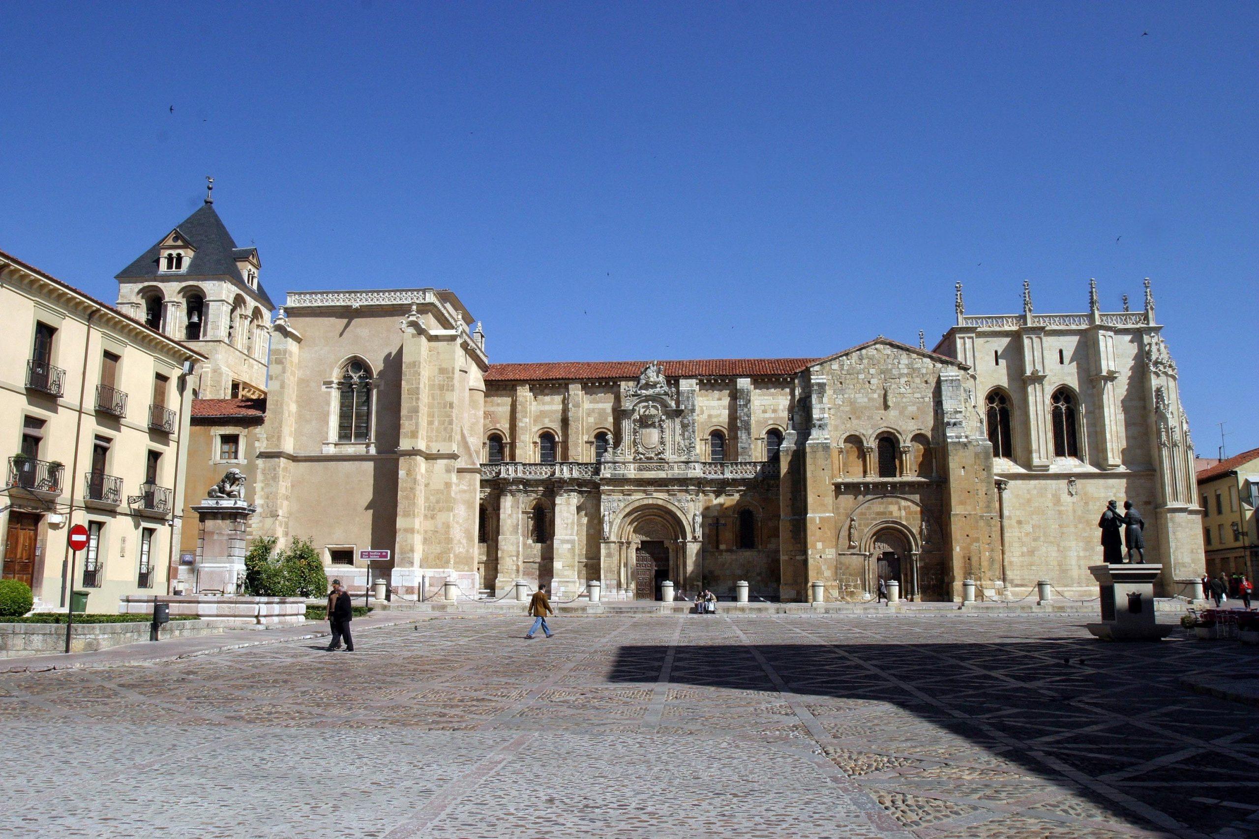 Real Colegiata de San Isidoro - Orígenes de Europa