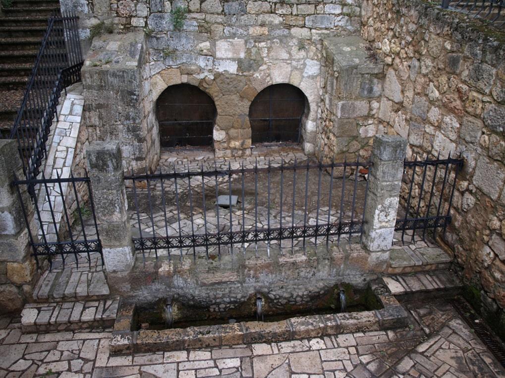 San Juan de Baños, Baños del Cerrato, Palencia - Orígenes de Europa