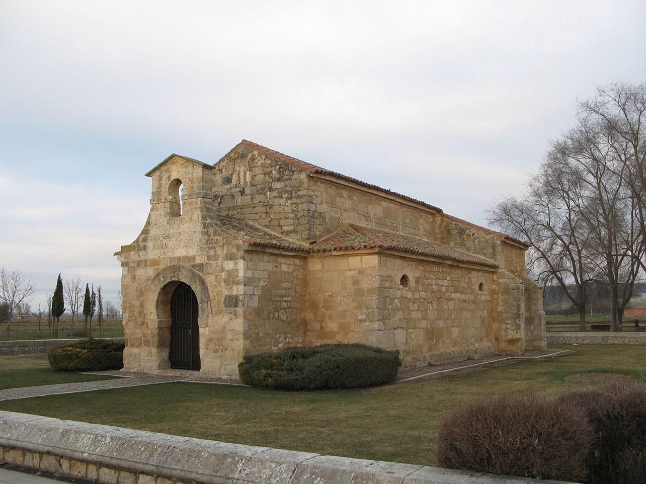 San Juan de Baños, Palencia - Orígenes de Europa