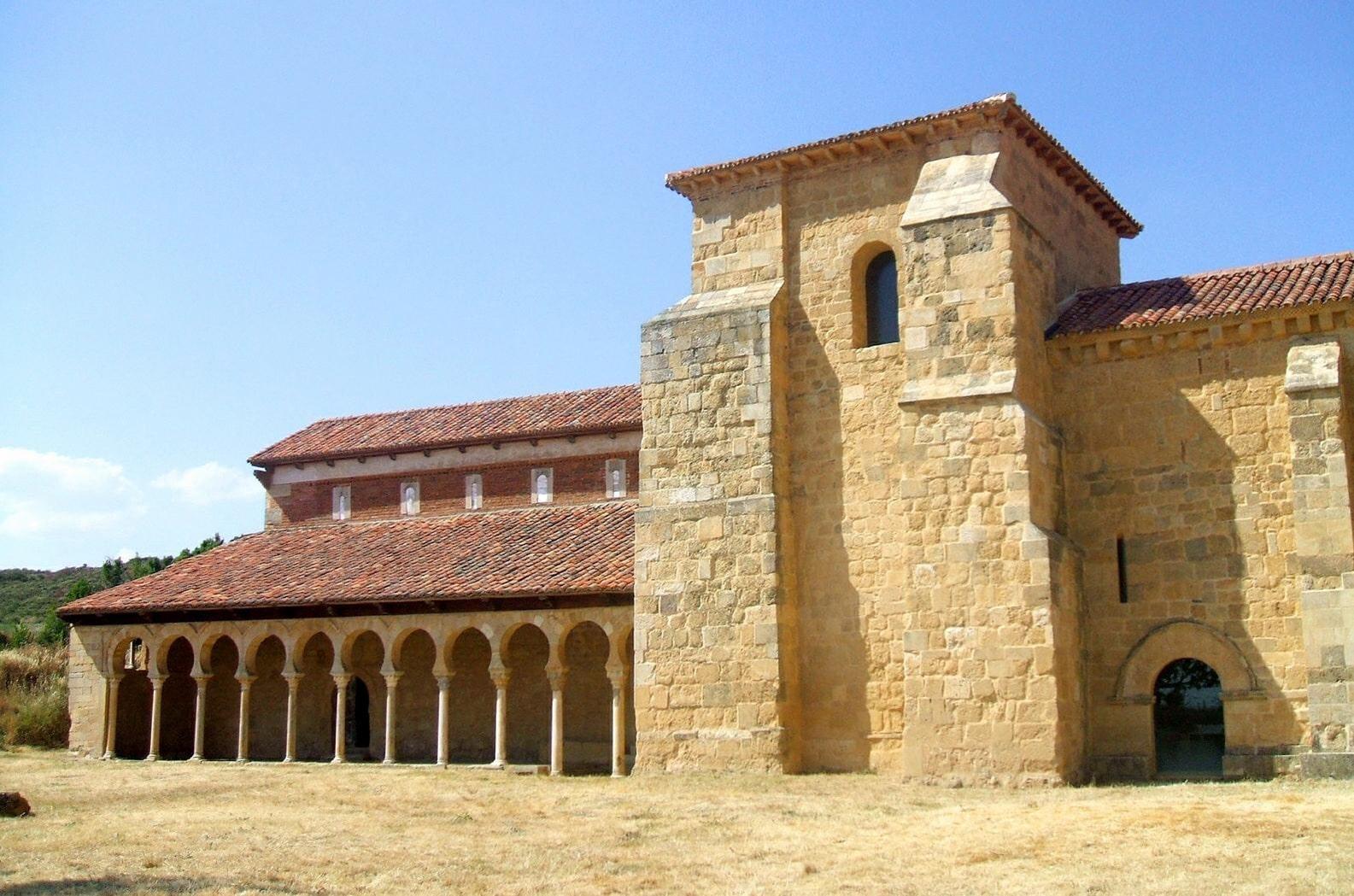 San Miguel de Escalada - Orígenes de Europa