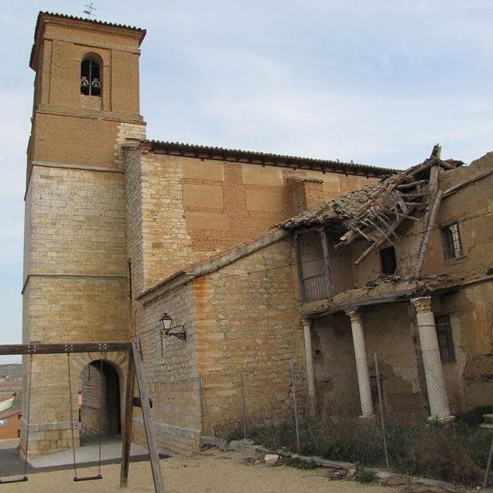 San Román de Hornija - Orígenes de Europa