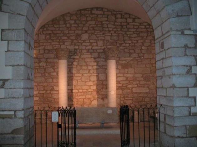 San Román de Hornija (interior) - Orígenes de Europa