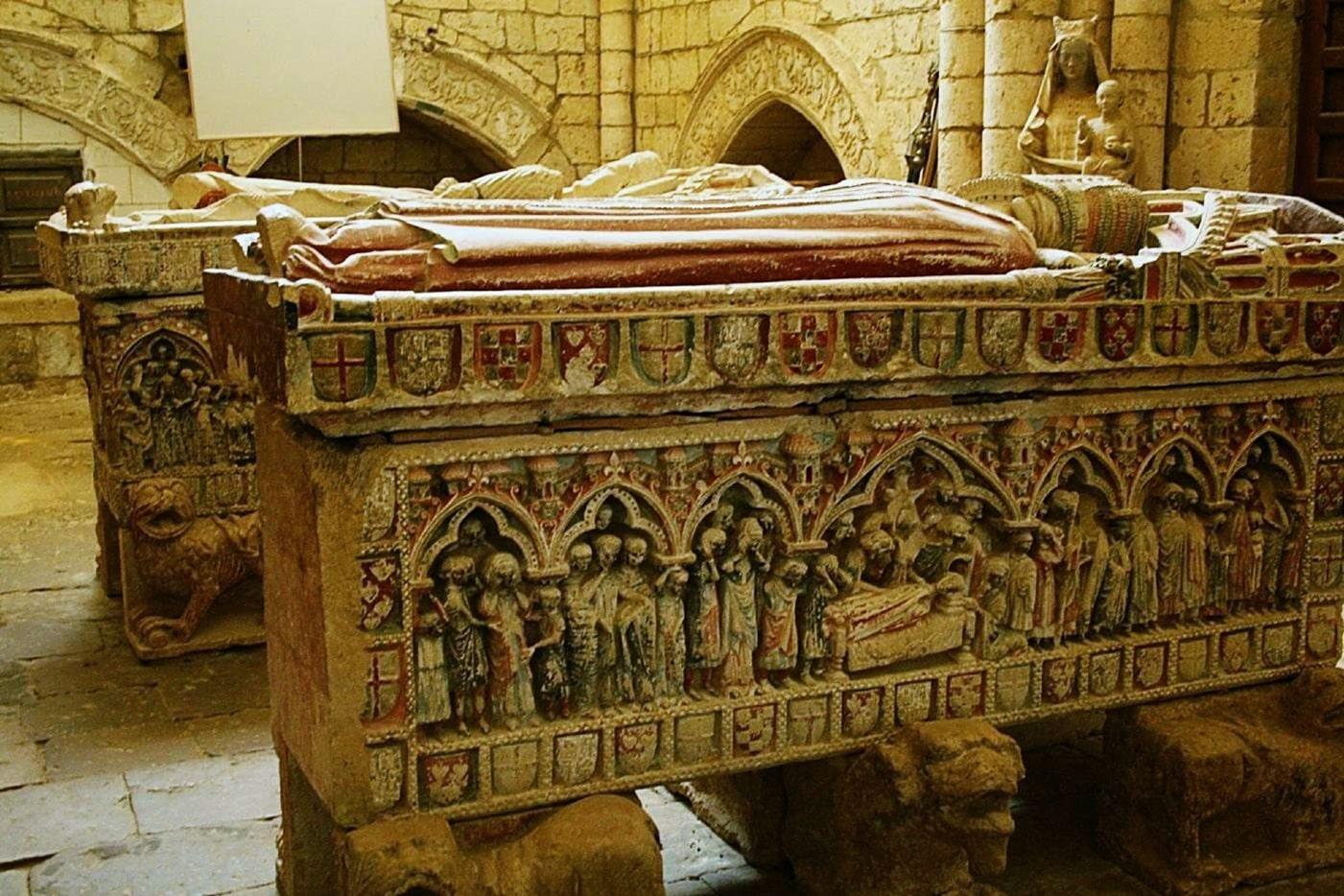 Sepulcro del infante Felipe de Castilla, Villalcázar de Sirga - Orígenes de Europa