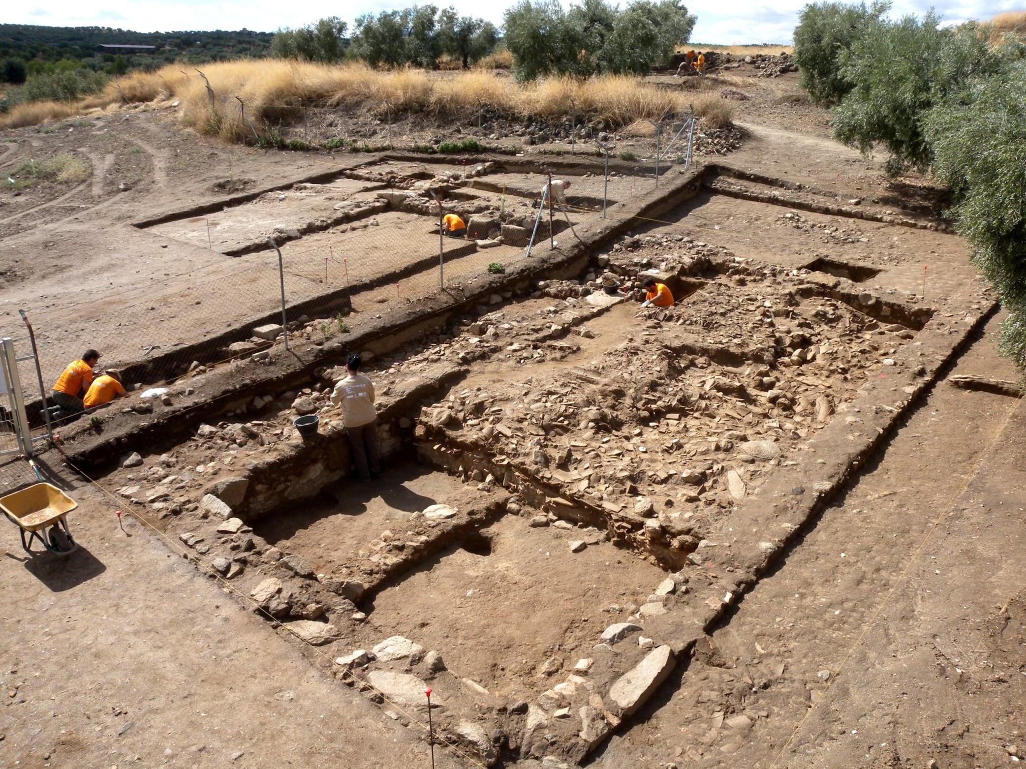 Yacimiento(Guadamur, Toledo) - Orígenes de Europa