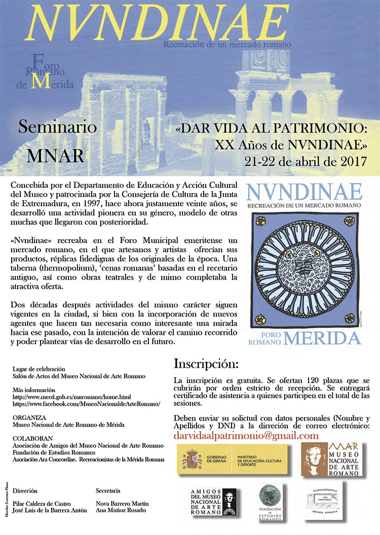 Triptico NVNDINAE - Orígenes de Europa