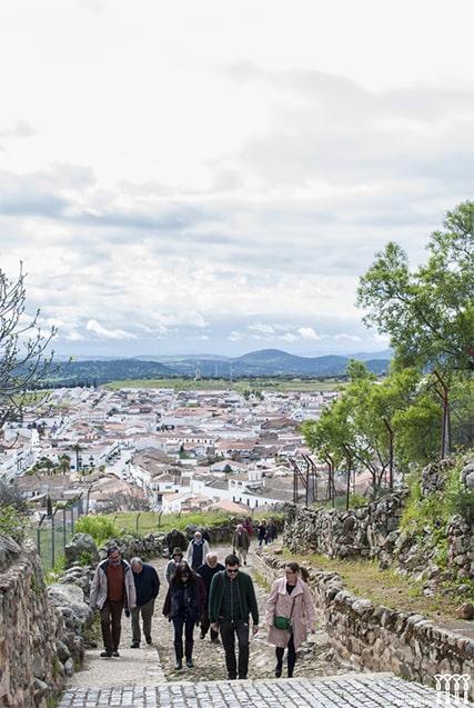 Burguillos del Cerro - Orígenes de Europa