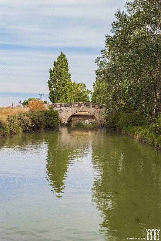 Canal de Castilla en Villaumbrales - Orígenes de Europa