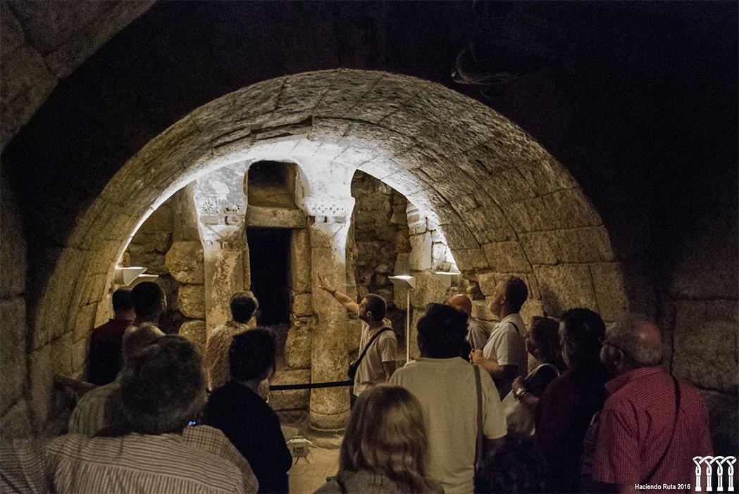 Cripta de San Antolín, Palencia - Orígenes de Europa