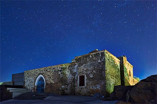 Iglesia de San Juan Burguillos del Cerro - Orígenes de Europa