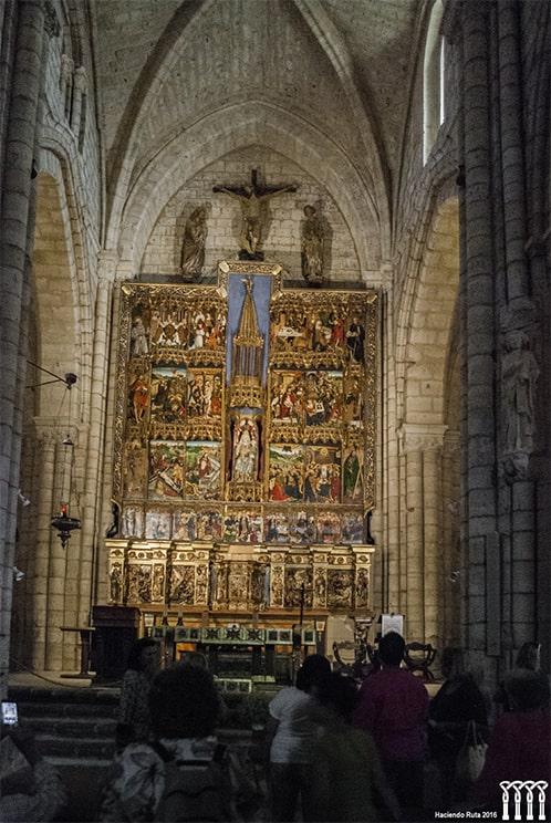 Iglesia de Santa María la Blanca, Palencia - Orígenes de Europa
