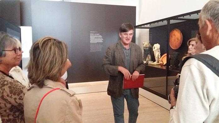 Objetos de la Hispania Visigoda - Museo Arqueológico Nacional - Orígenes de Europa