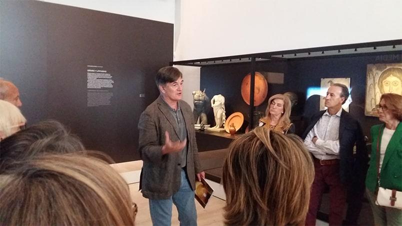 Objetos de la Hispania Visigoda en el Museo Arqueológico Nacional - Orígenes de Europa