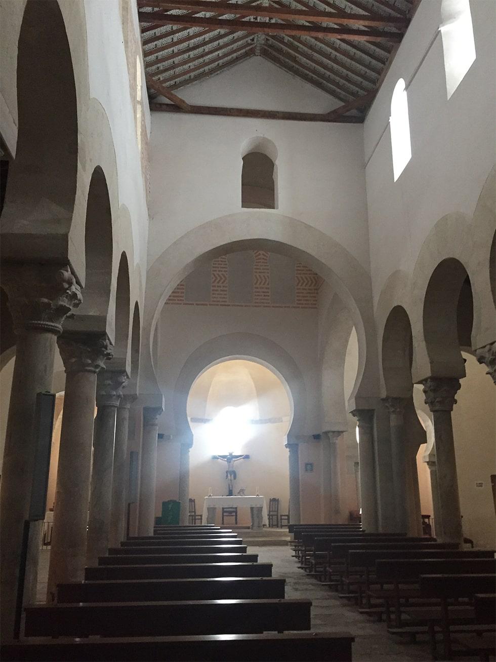 San Cebrían de Mazote - Orígenes de Europa