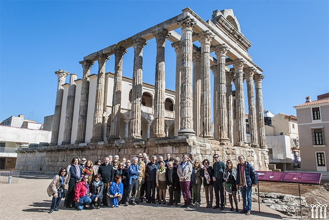 Templo de Diana - Orígenes de Europa