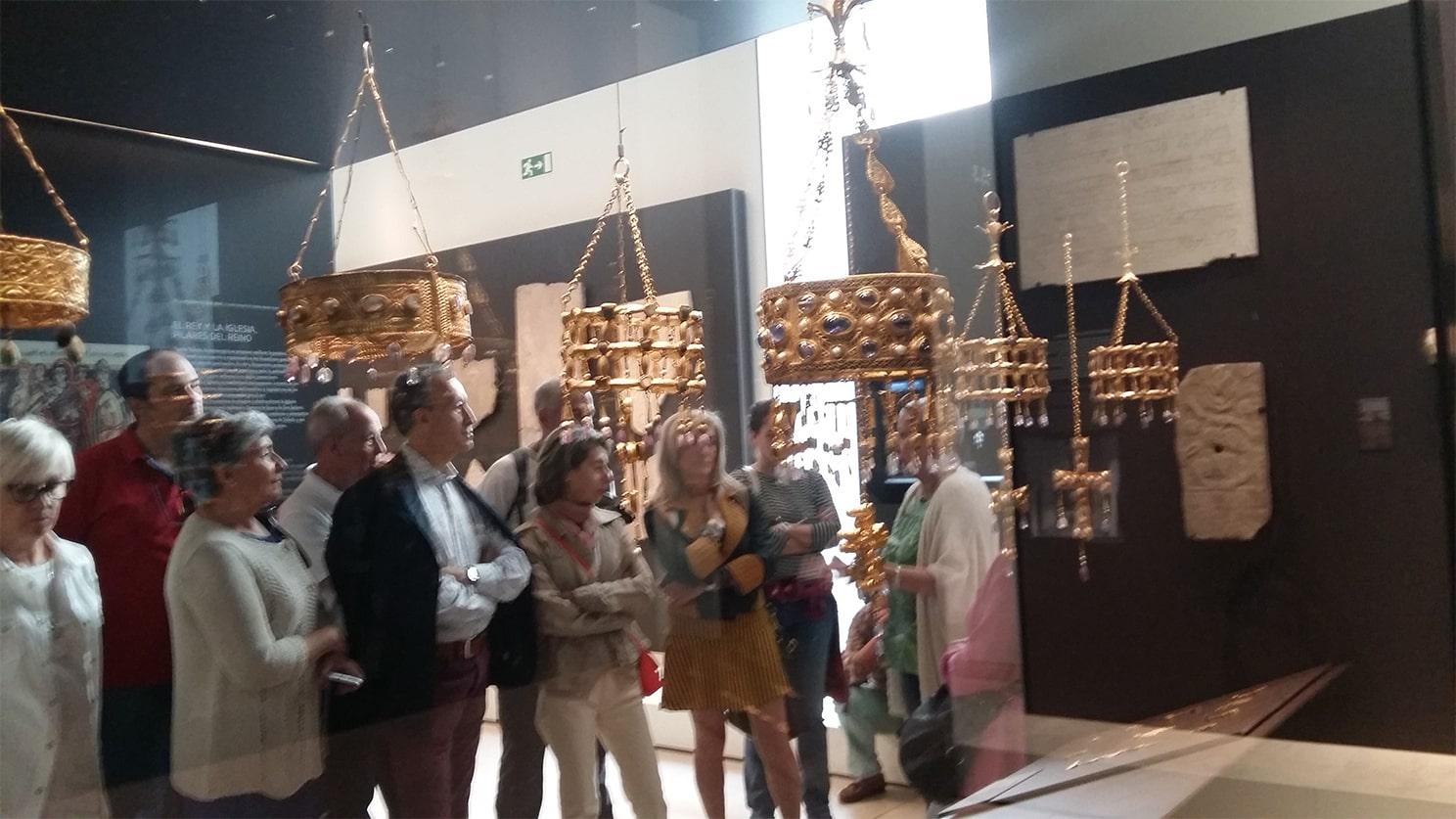 Visita al tesoro de los visigodos del Museo Arqueológico Nacional - Orígenes de Europa