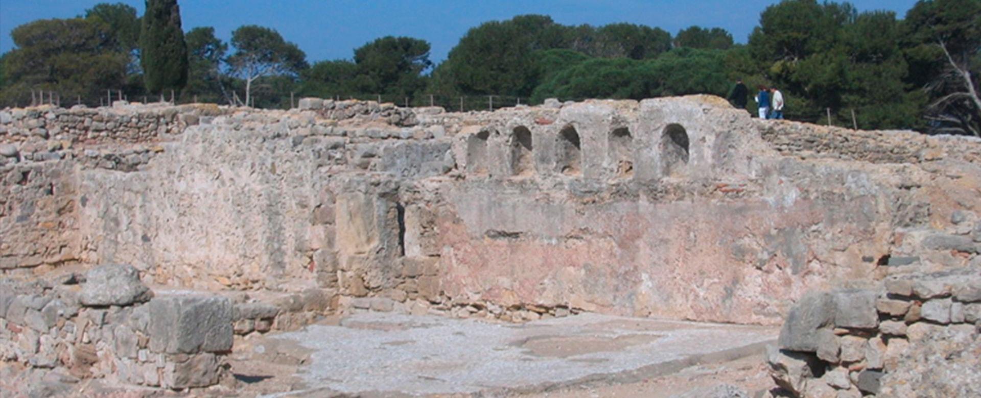 Basílica de Ampurias Orígenes de Europa