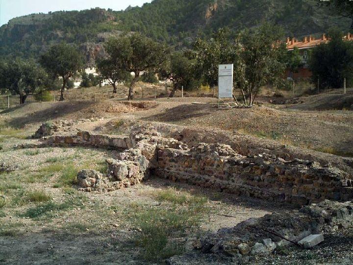 Basílica del Llano del Olivar - Orígenes de Europa