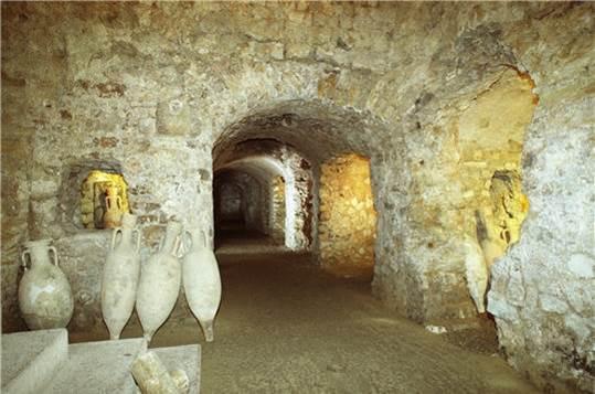 Horreum Narbona - Orígenes de Europa