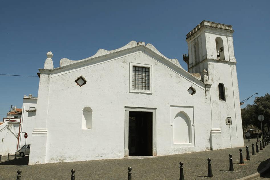 Iglesia de Santo Amaro - Orígenes de Europa