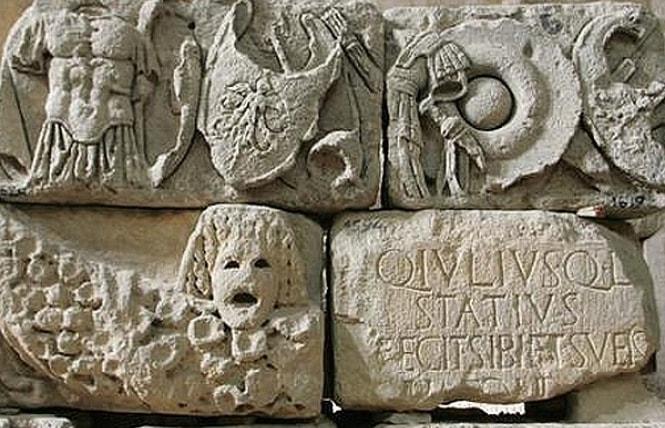 Museo Lapidario, Narbona - Orígenes de Europa