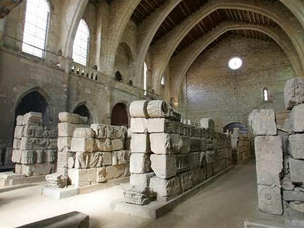 Museo Lapidario - Orígenes de Europa