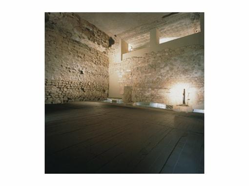 Palacio episcopal, museo de historia de Barcelona - Orígenes de Europa