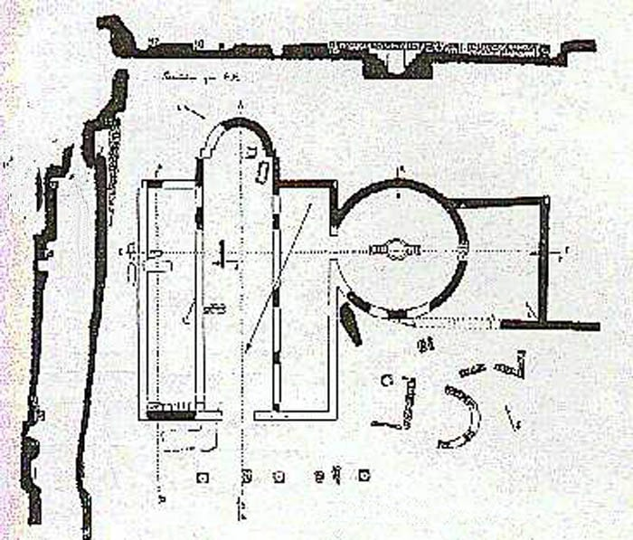 Plano, Basílica del Llano del Olivar - Orígenes de Europa