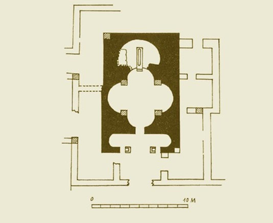 Plano de la Villa de la Cocosa - Orígenes de Europa