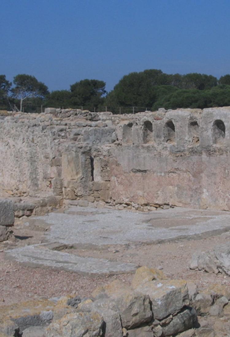 Basílica de Ampurias - Orígenes de Europa