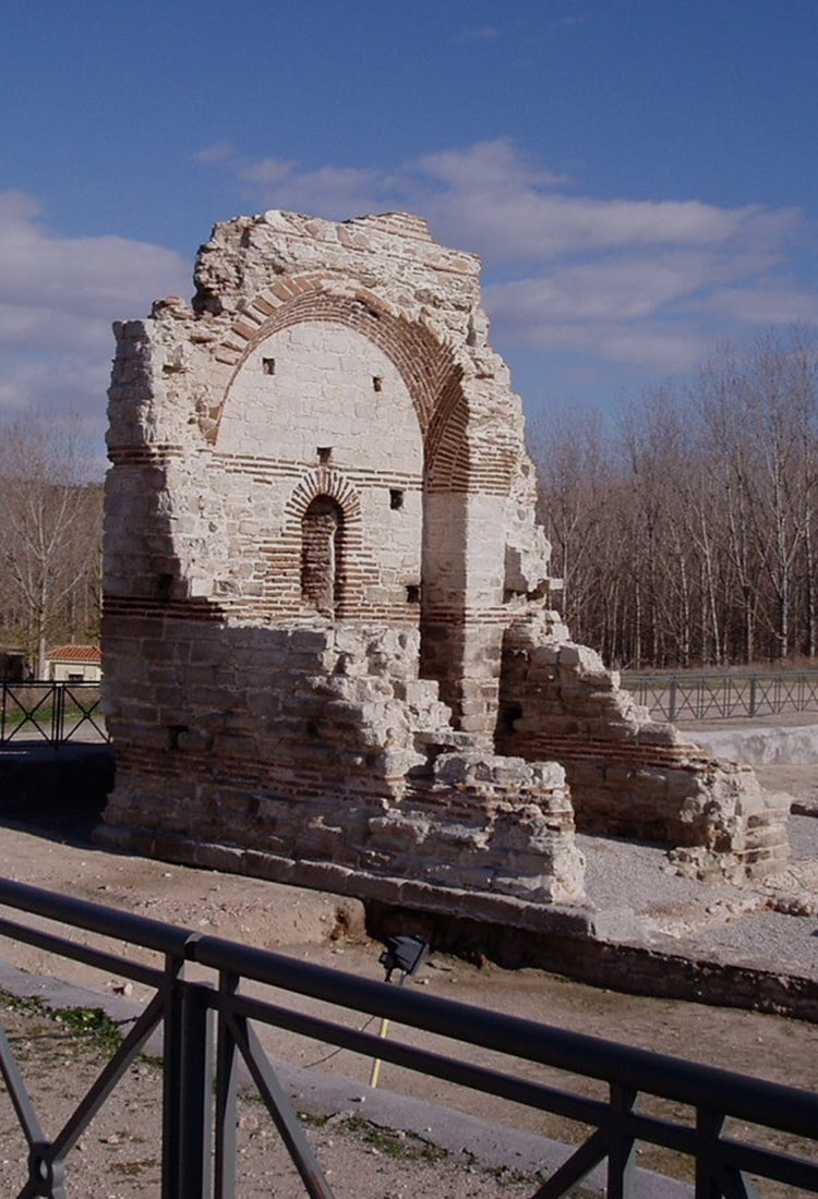 Carranque basilica - Orígenes de Europa