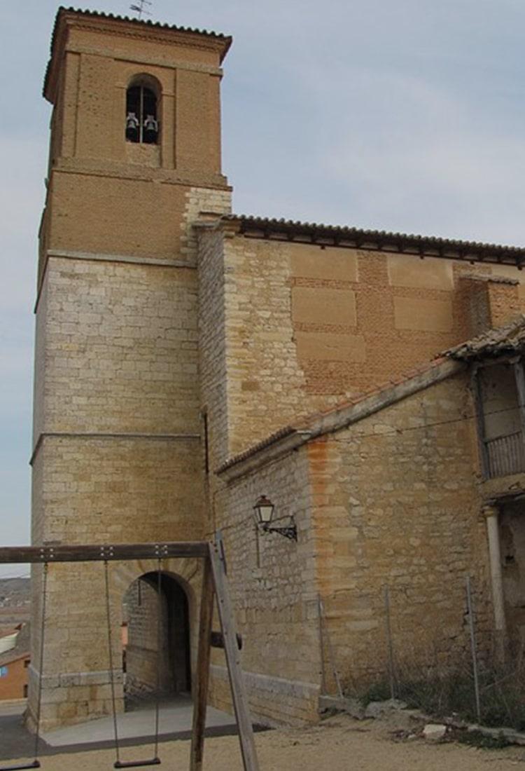 Iglesia de Hornija - Orígenes de Europa