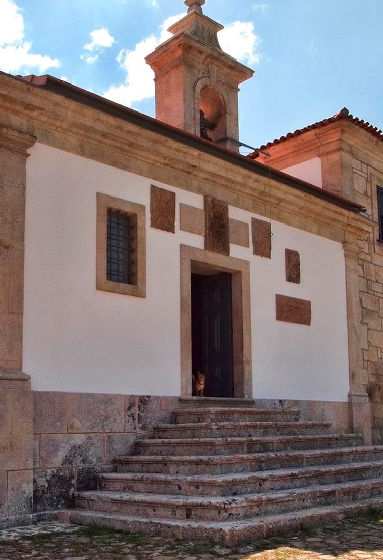Iglesia de Sao Pedro de Balsemao Orígenes de Europa