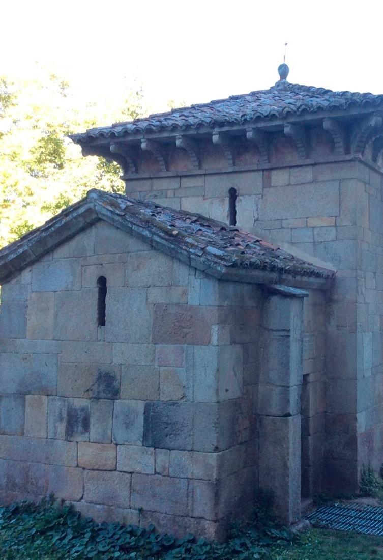San Miguel de Celanova Orígenes de Europa