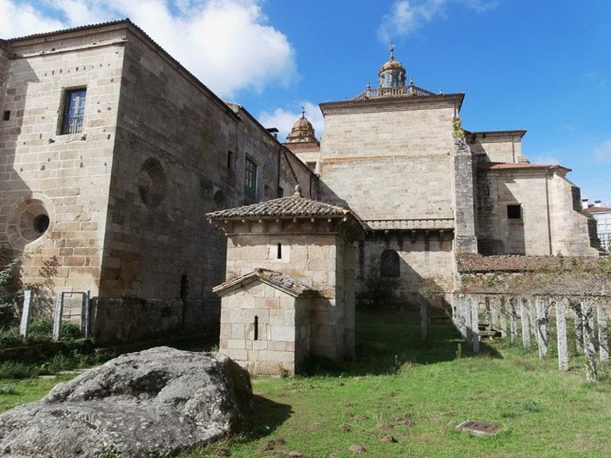 San Miguel de Celanova - Orígenes de Europa