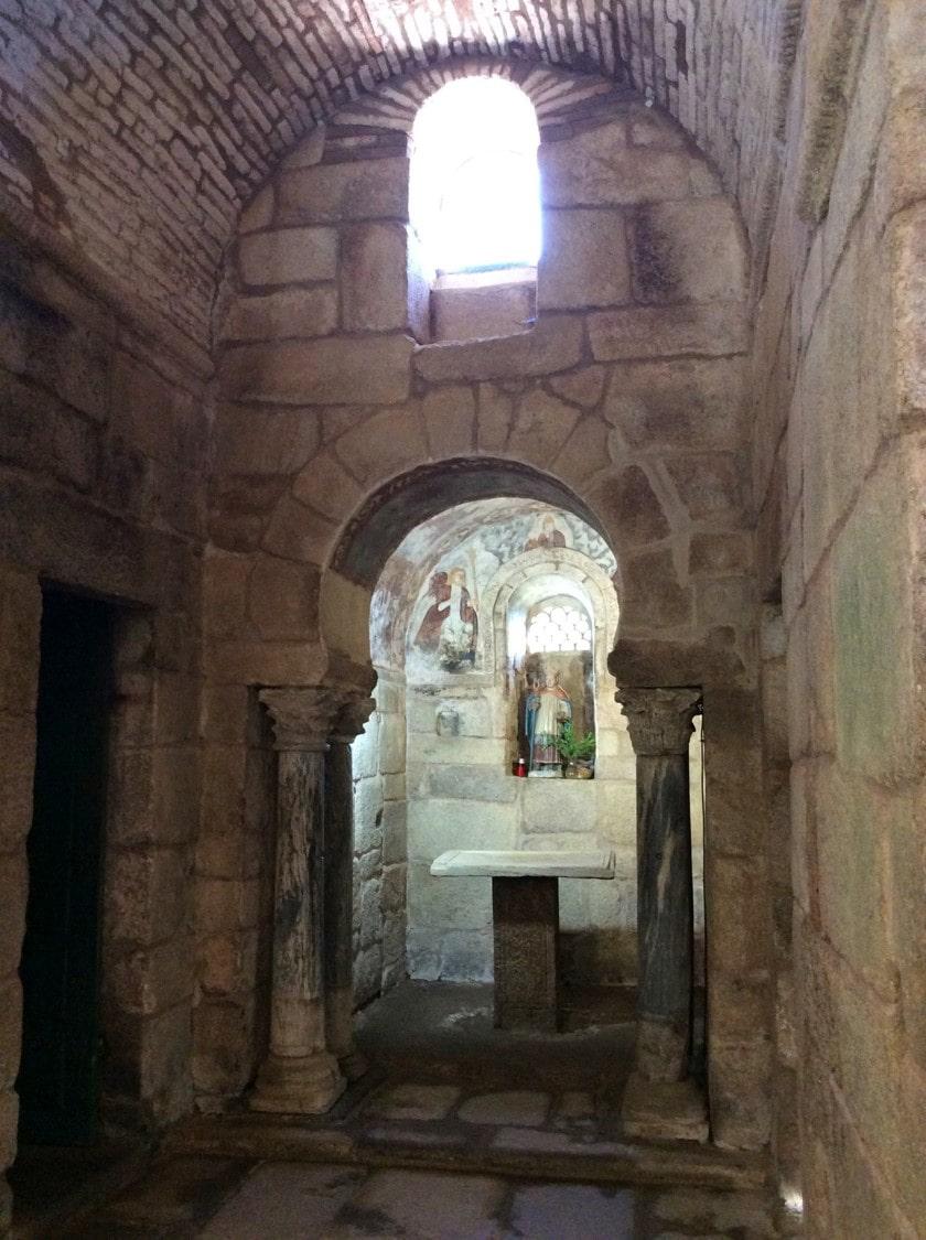 Templo Santa Comba de Bande, Orígenes de Europa