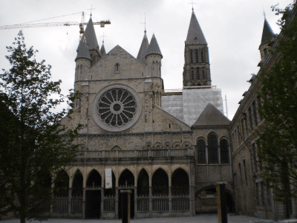 Cathédrale Notre-Dame (Tournai) - Orígenes de Europa