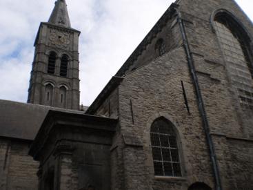 Eglise Saint-Piat(Tournai) - Orígenes de Europa