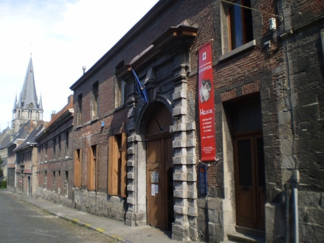 Museo Arqueológico de Tournai - Orígenes de Europa