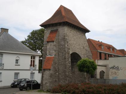 Tour de la Loucherie (Tournai) - Orígenes de Europa