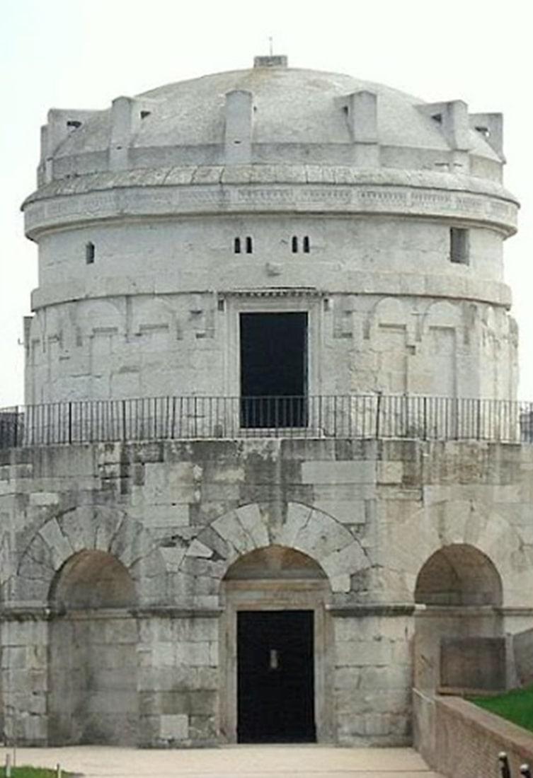 Mausoleo-de-Teodorico,-Orígenes-de-Europa